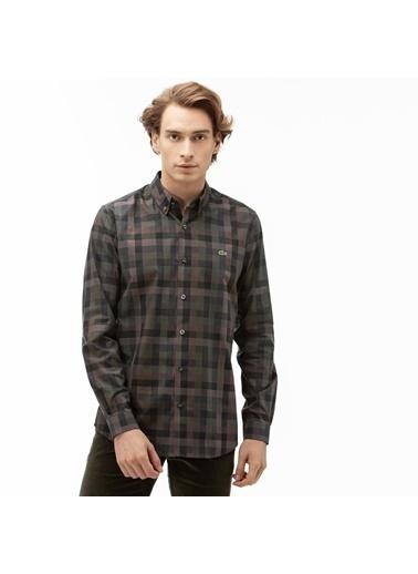 Lacoste Erkek Slim Fit Gömlek CH2017.17Y Renkli